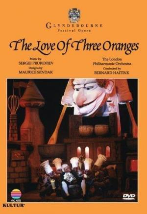 The Love for Three Oranges (TV)