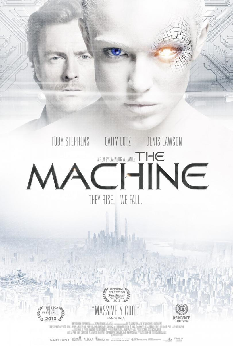 The Machine (2013) DVDRip