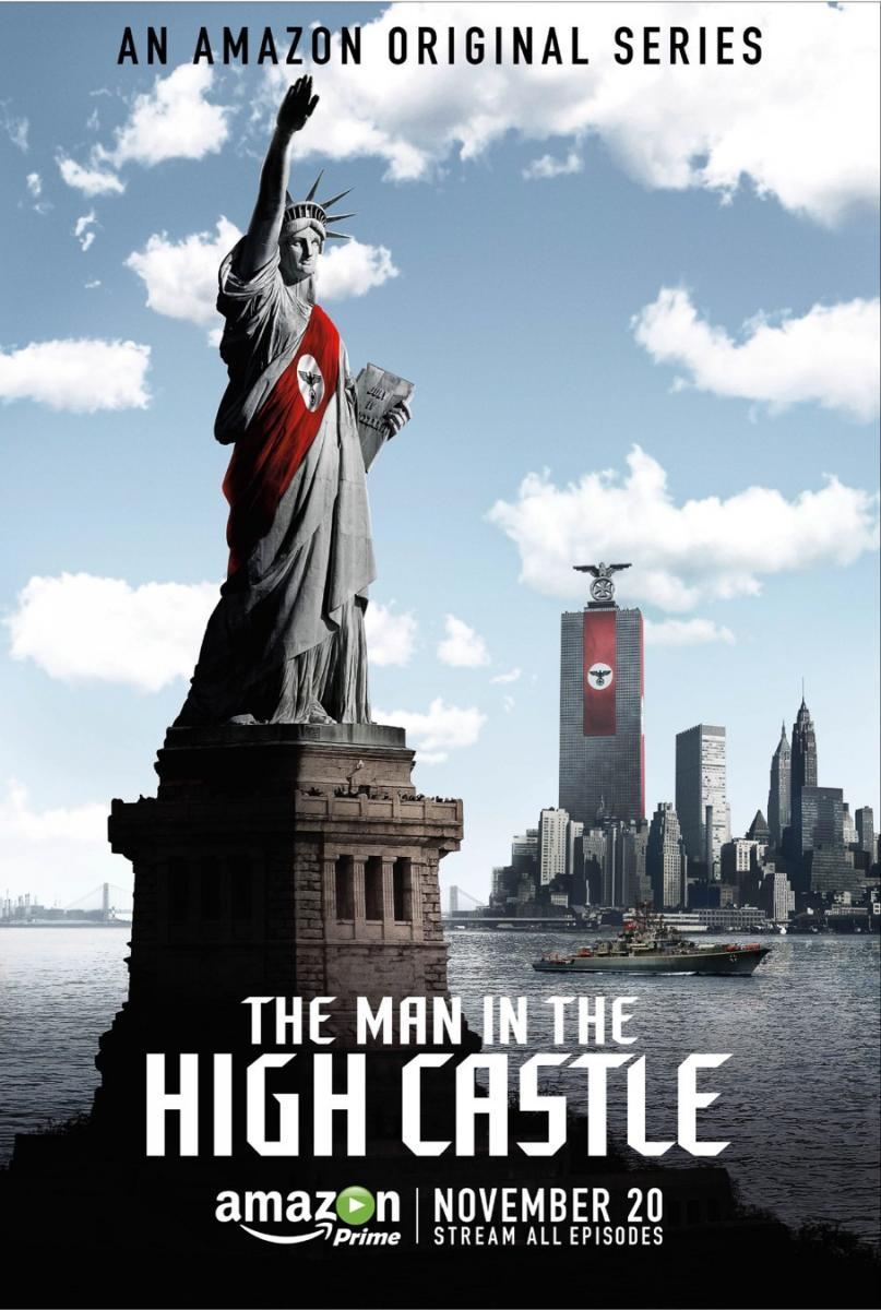 man in the high caslte poster
