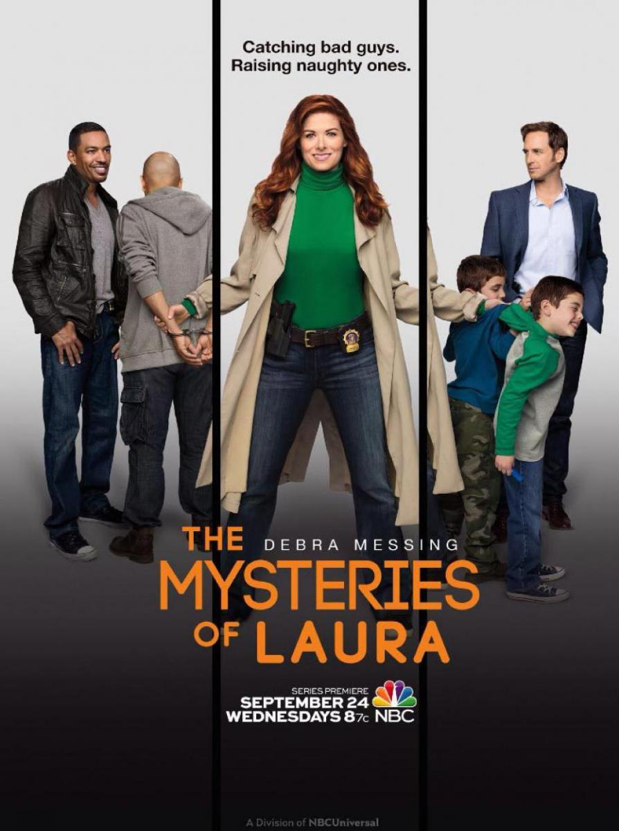 The Mysteries of Laura 1x07 Vose Disponible