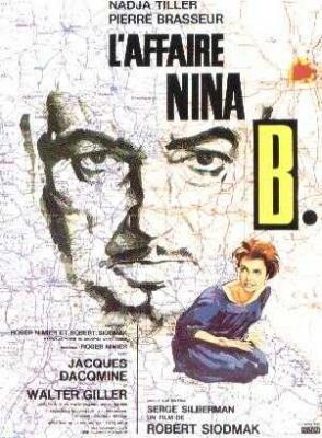 The Nina B. Affair movie