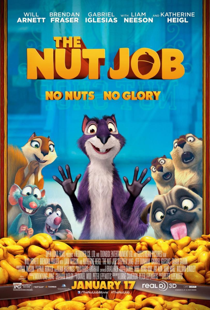 ver pelicula  The Nut Job online gratis hd