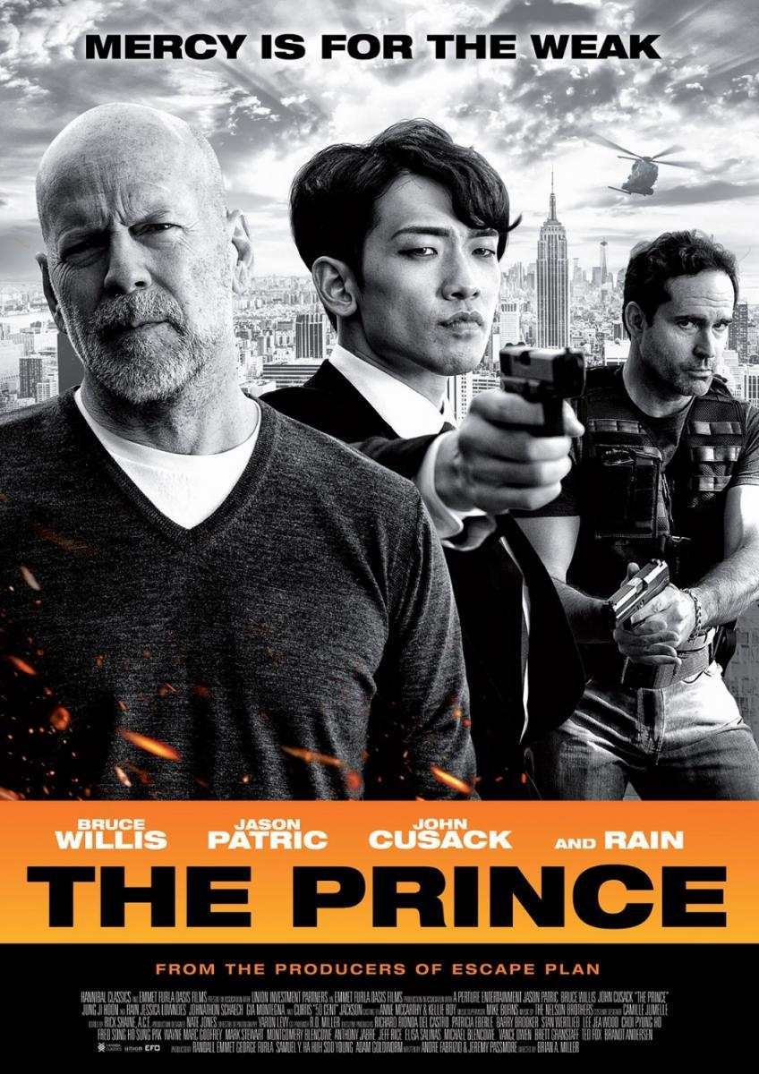 The Prince (2014) DVDRip