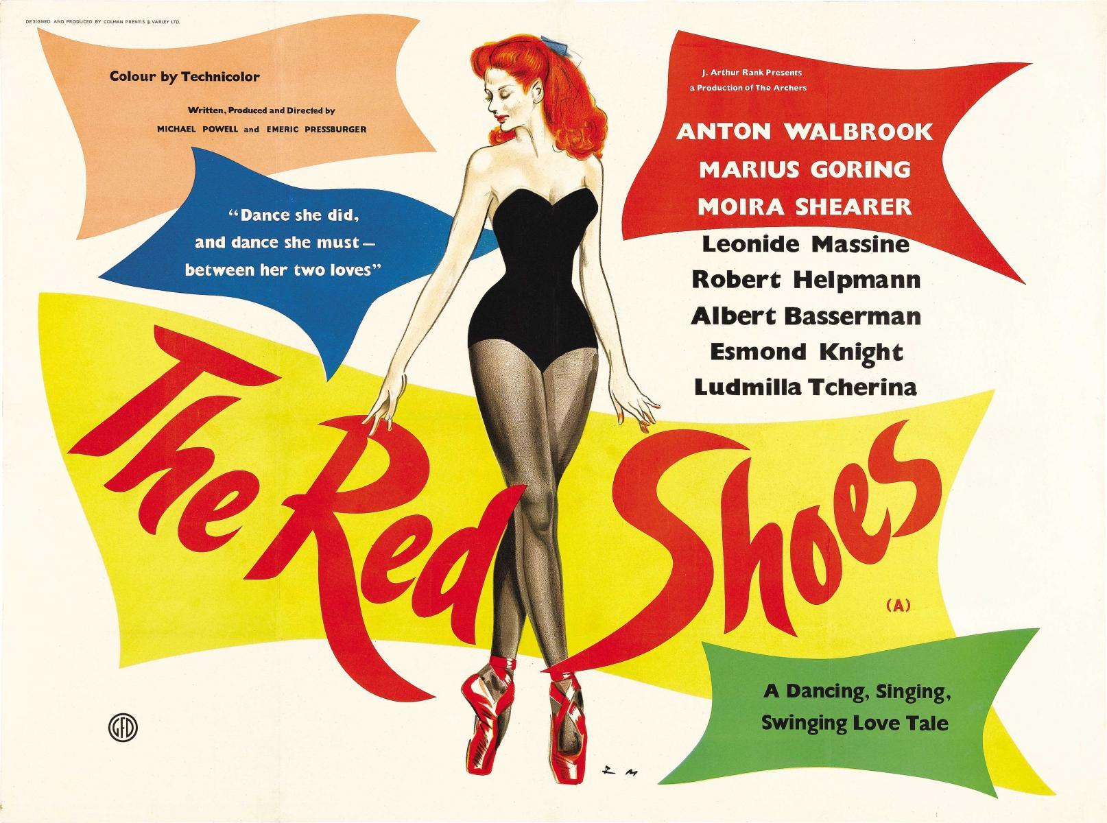 back to image gallery of the red shoes go to trailer for the red shoes