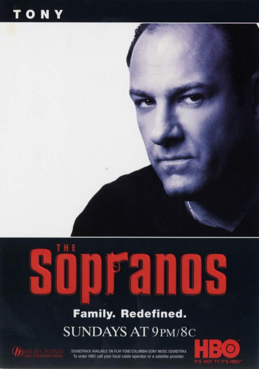 a paper on tv show the sopranos and crime families in the us The sopranos is one of the best tv-shows i have the gods and the sopranos mingle with us mere of the fictious soprano crime family and the family life of not.