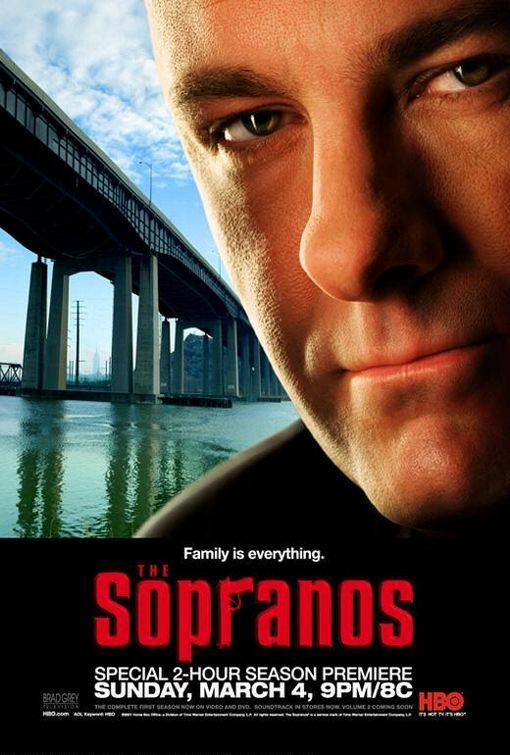 The Sopranos (TV Series) - Posters