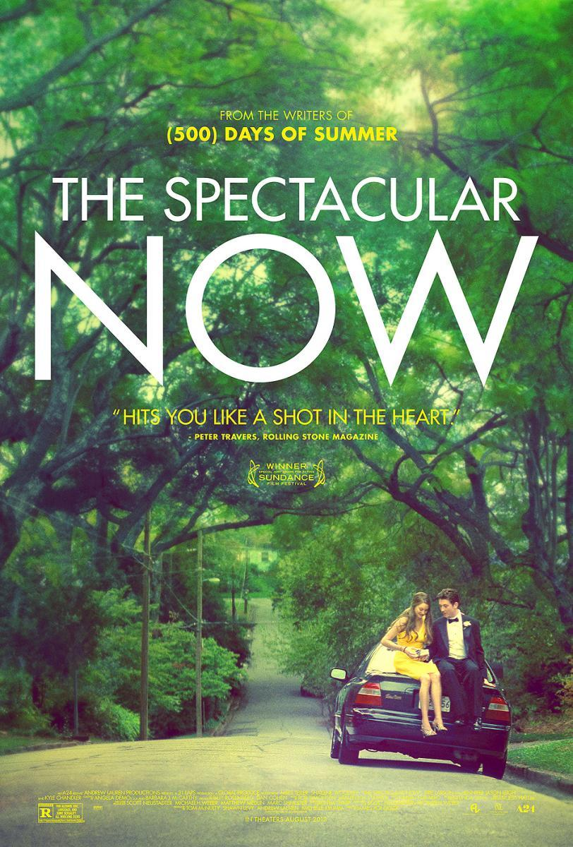 Caratula - The Spectacular Now