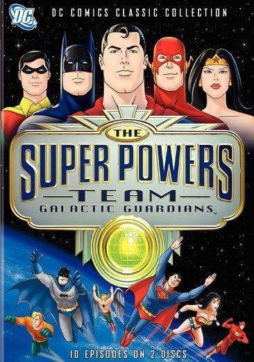 The Super Powers Team: Galactic Guardians [Latino]