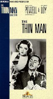 The Thin Man - Vhs