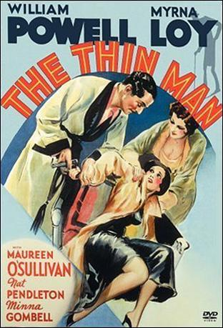 The Thin Man - Dvd