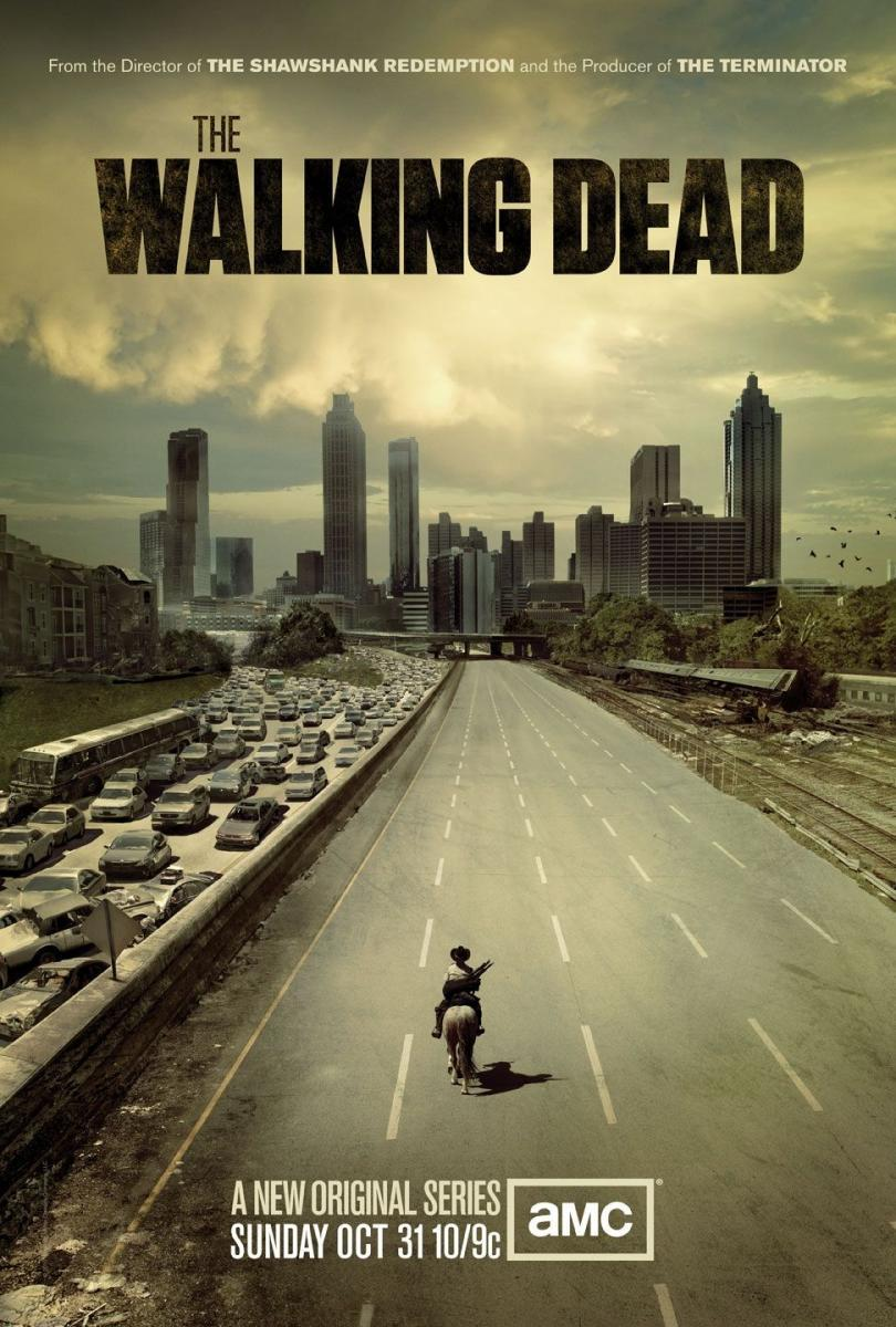 The walking dead serie de tv