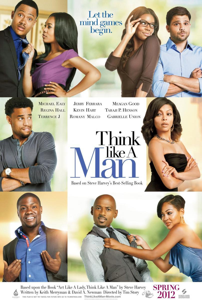 ORIGINAL TITLE Think Like a Man