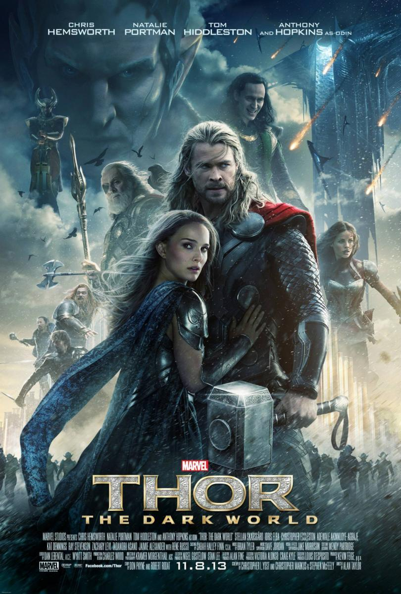 Thor: The Dark World [DVDBD] [Latino]