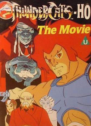 Thunder   Movie on Thundercats Movie On Thundercats Ho The Movie 1985 Filmaffinity