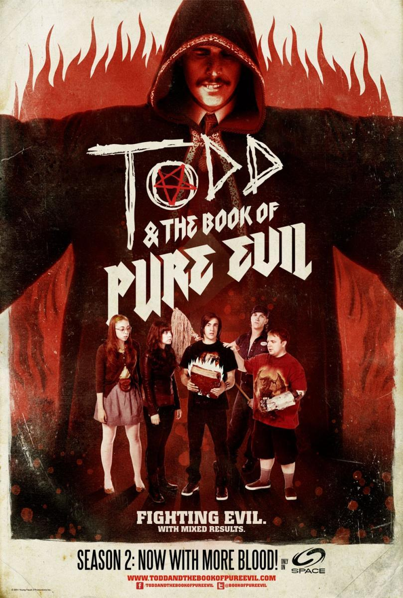 Todd and the Book of Pure Evil TV Series-572750094-large