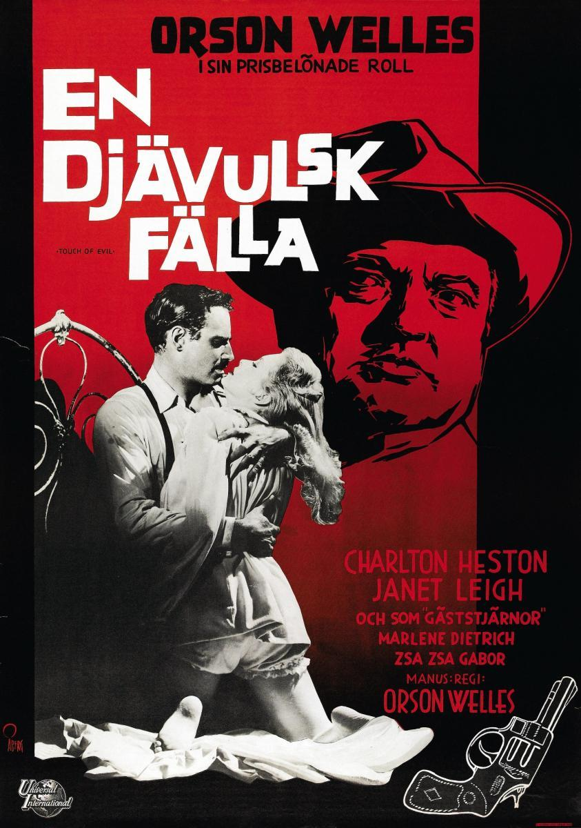back to image gallery of touch of evil go to trailer for touch of evil