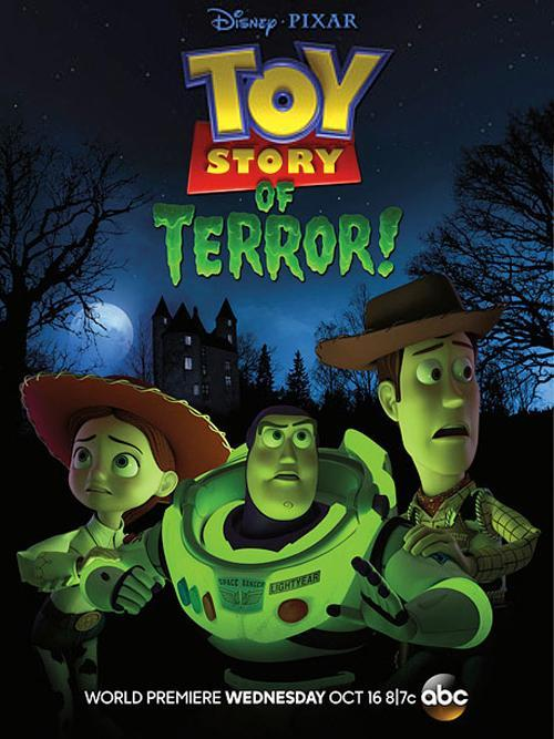 Caratula - Toy Story of Terror! (TV)