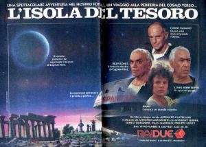 Treasure Island in Outer Space (TV)