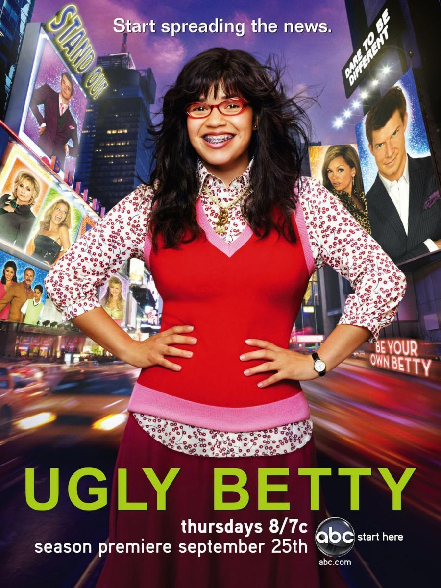 Ugly Betty Season 1-4