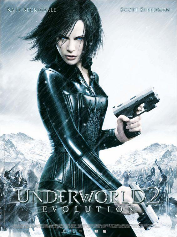 Underworld Evolution Dvdrip Latino