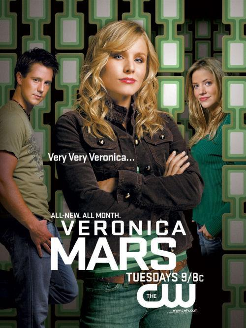 veronica mars a cop show that An eight-episode revival of veronica mars with kristen bell returning in the title  role and series creator rob thomas returning as.