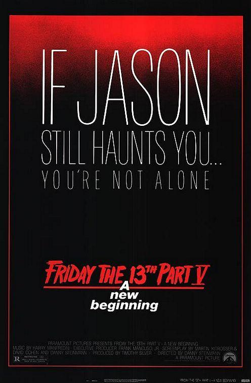 Friday The 13th: A New Beginning [Latino]