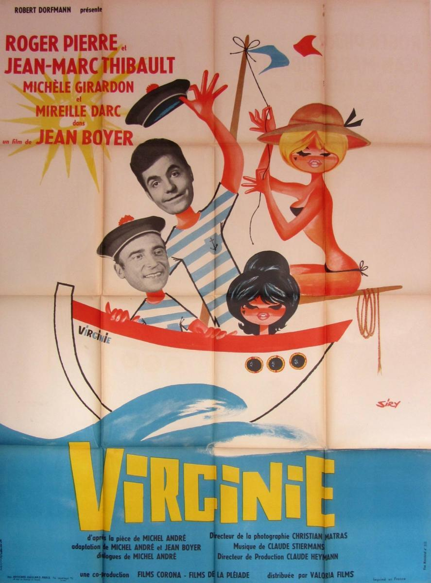 1960s original french movie posters for sale