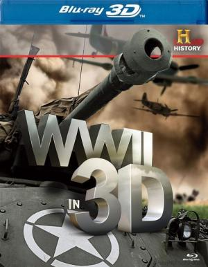 WWII in 3D (TV)