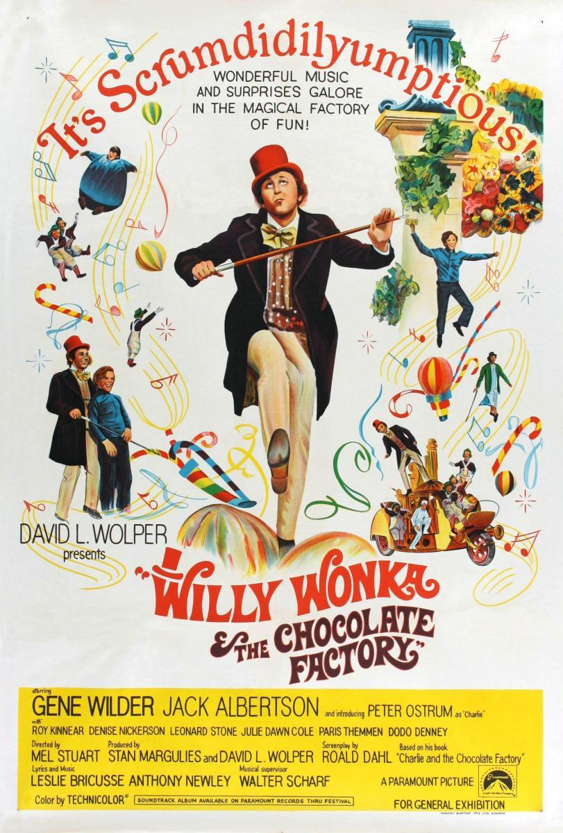 movie review willy wonka and the chocolate factory  image source