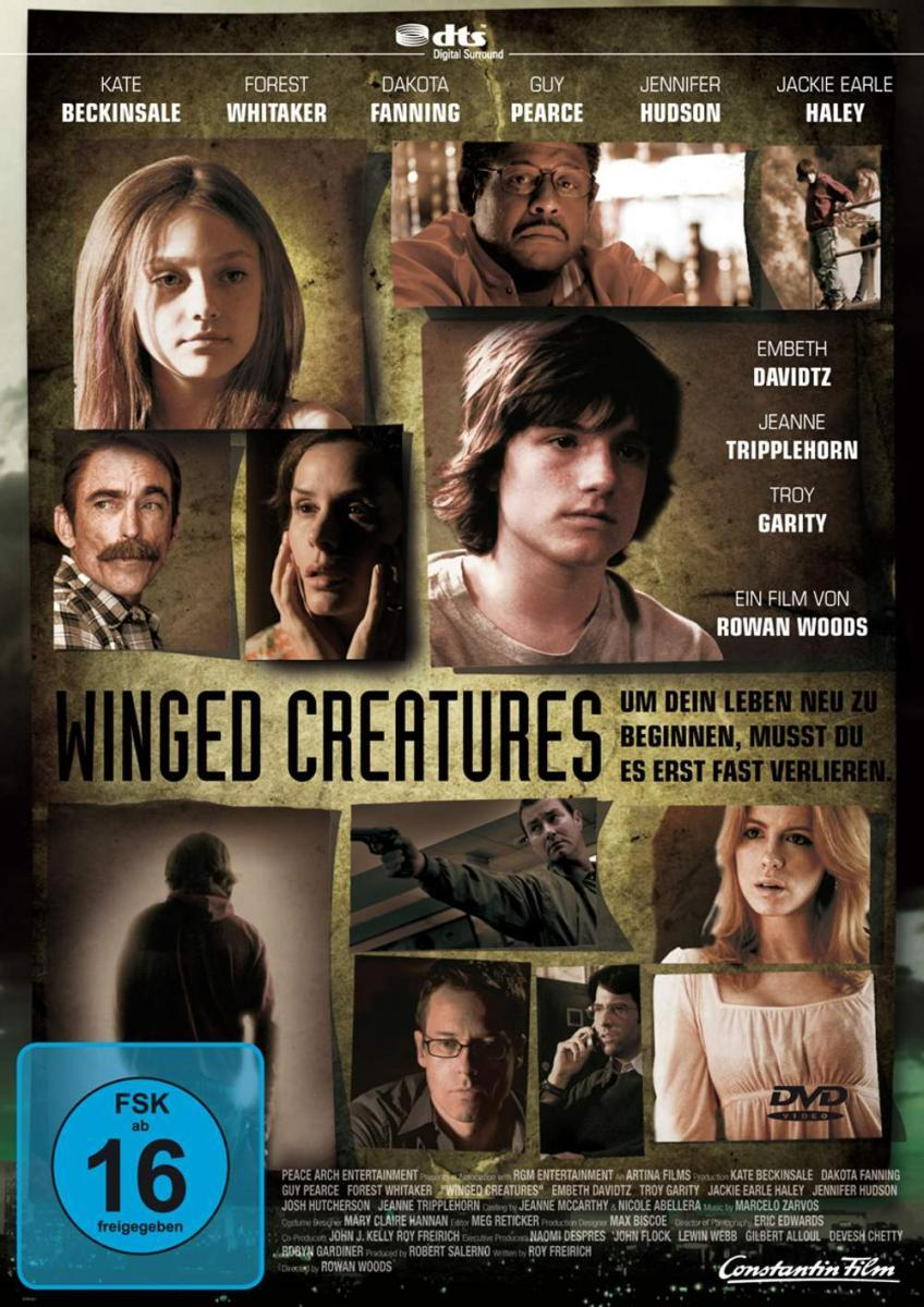 image gallery for winged creatures filmaffinity