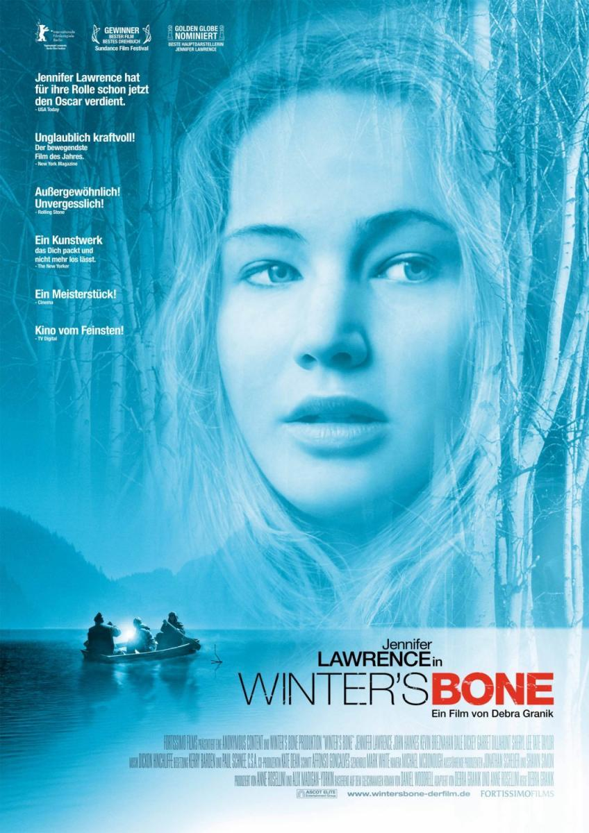 winters bone film 17 year-old ree dolly sets out to track down her father, who put their house up  for his bail bond and then disappeared if she fails, ree and her family will be.