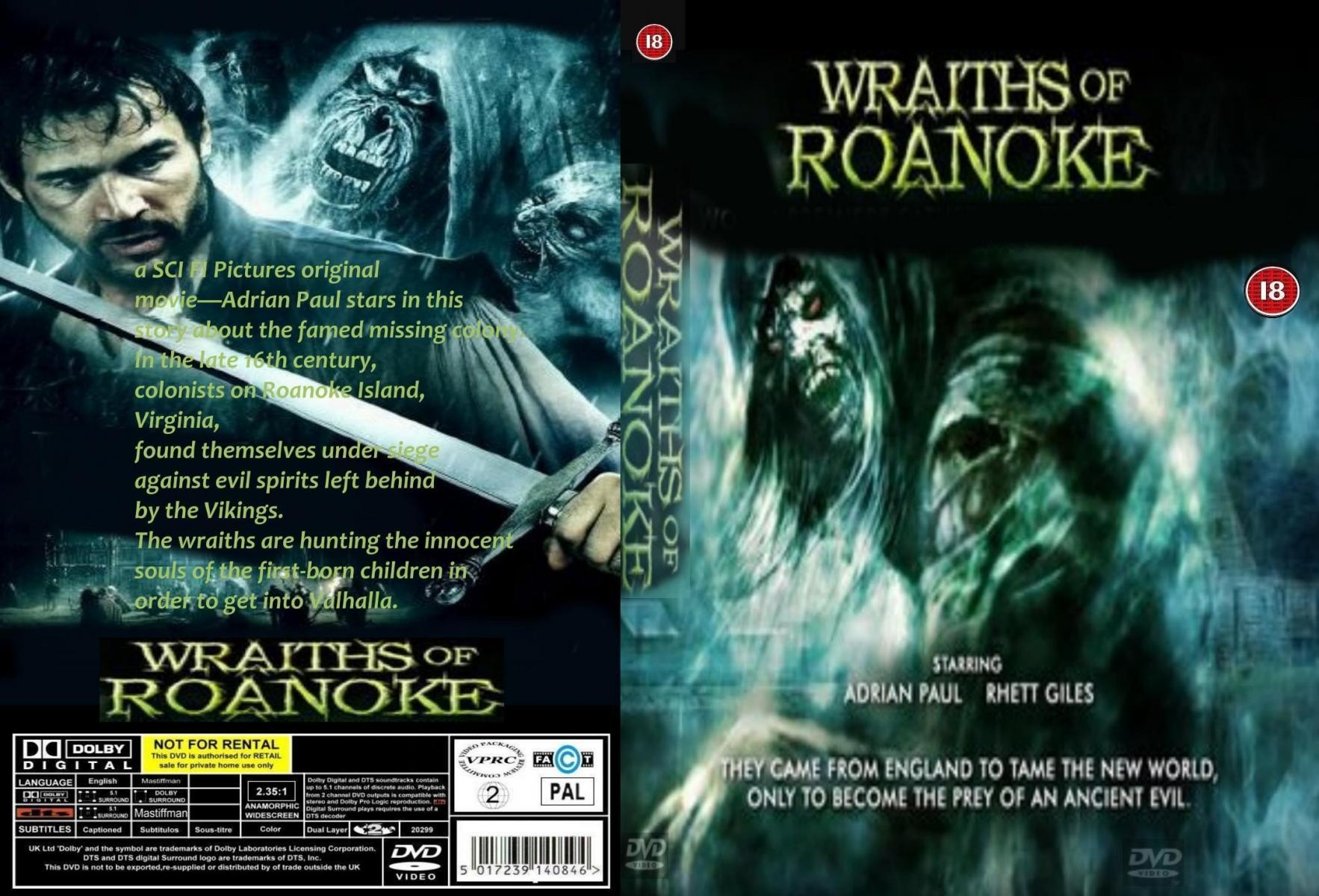 Wraiths of roanoke movie
