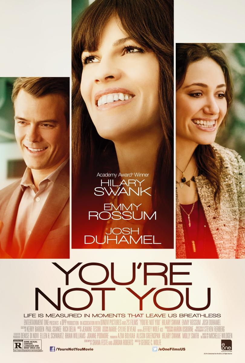 You're not you - 2014