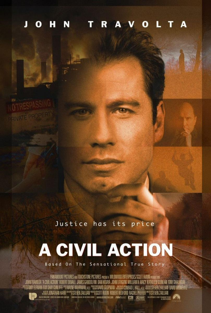a review of jonathan harrs story a civil action Dive deep into jonathan harr's a civil action with extended analysis,  a civil  action is the true story of how the town of woburn, massachusetts held chemical .