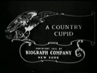 A country cupid 1911