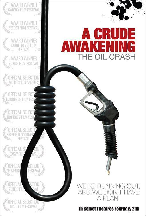 A crude awakening, the oil crash 2006