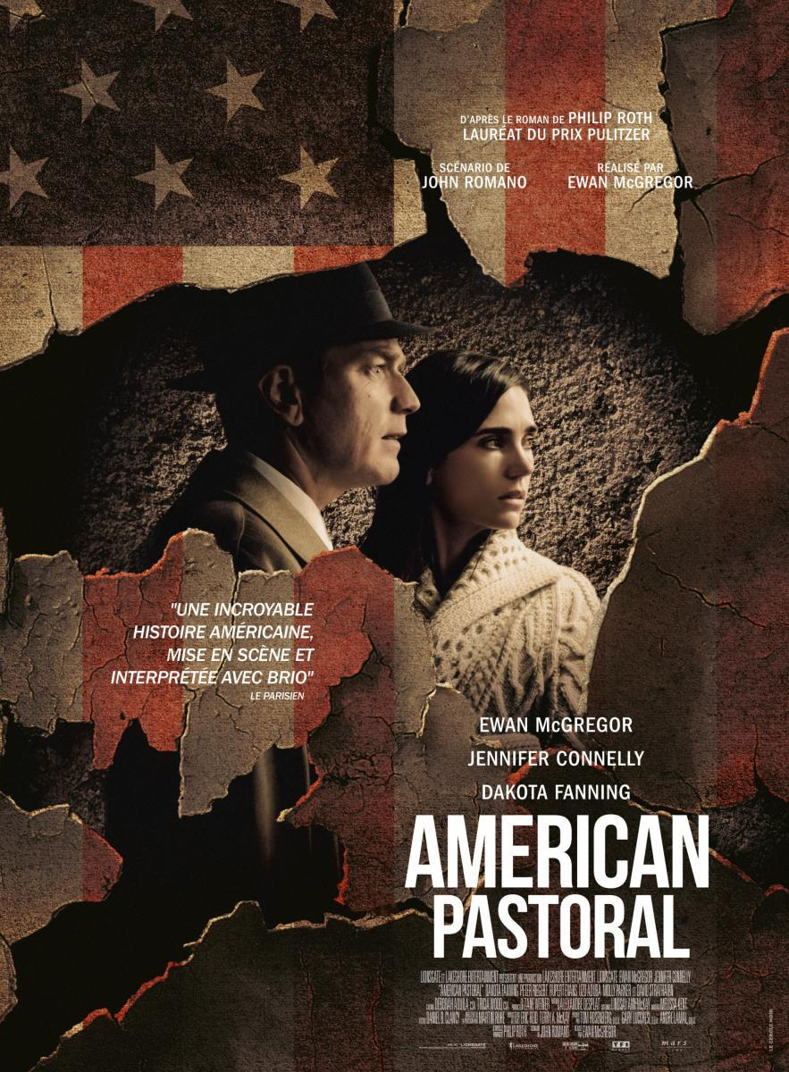 american pastoral In the 1960s, a man tries to find his missing daughter after police accuse her of a deadly bombing.