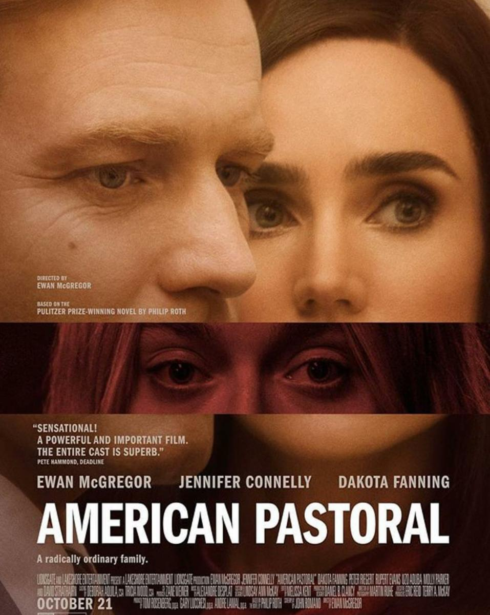 american pastoral American pastoral is the story of a fortunate american's rise and fall--of a strong confident master of social equilibrium overwhelmed by the  the pulitzer prizes.