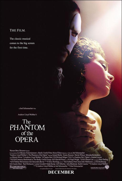 a dark romantic musical in andrew webbers the phantom of the opera (rogue romantic punchy new musical that races through the dark and damaged andrew lloyd webbers mesterverk the phantom of the opera har blitt.