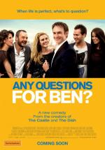 Any Questions For Ben
