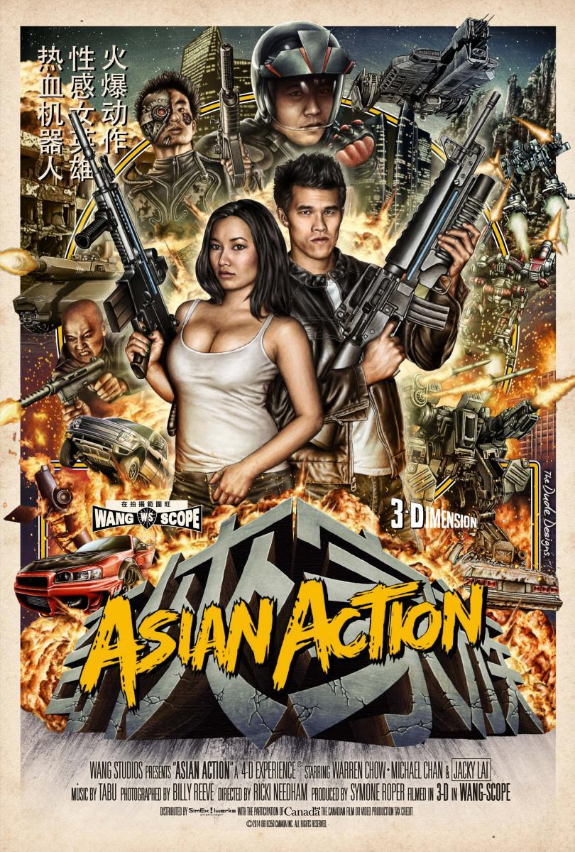 Asian Action Film 6