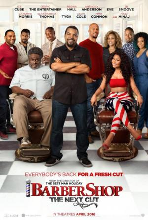 Barbershop: The Next Cut 2016 BRRIP 1080p Dual Audio Latino-Ingles