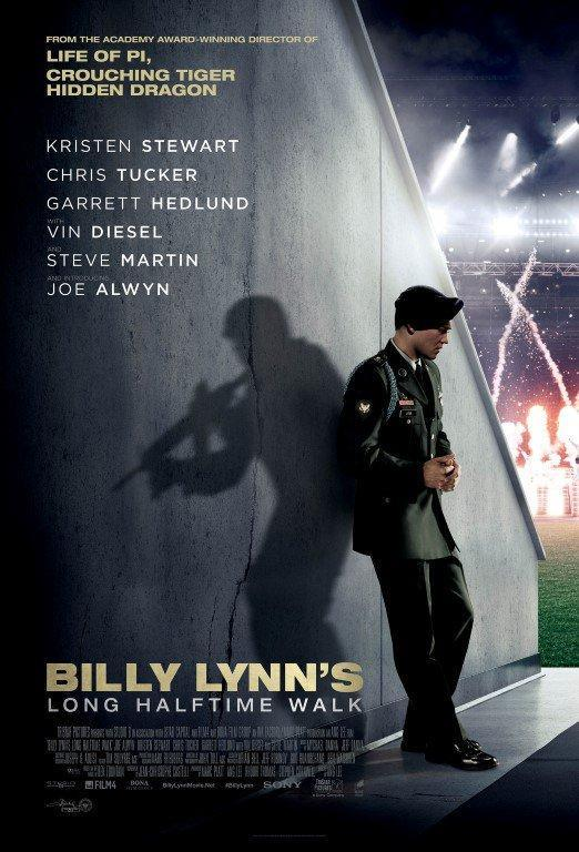 Billy Lynn: Honor y sentimiento (2016) ()