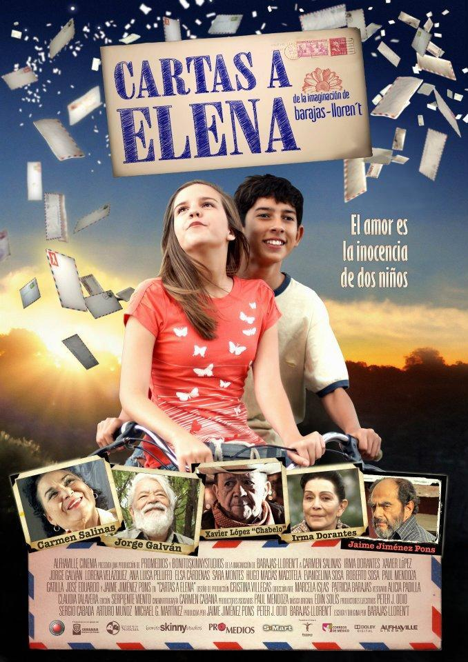 Cartas a Elena (2012) 1 LINK Latino HD