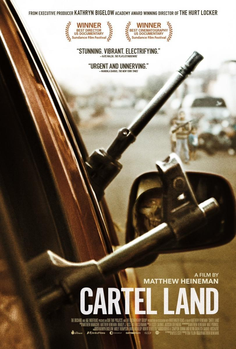 Cartel Land | 2015 | HDrip | Mega | Uptobox