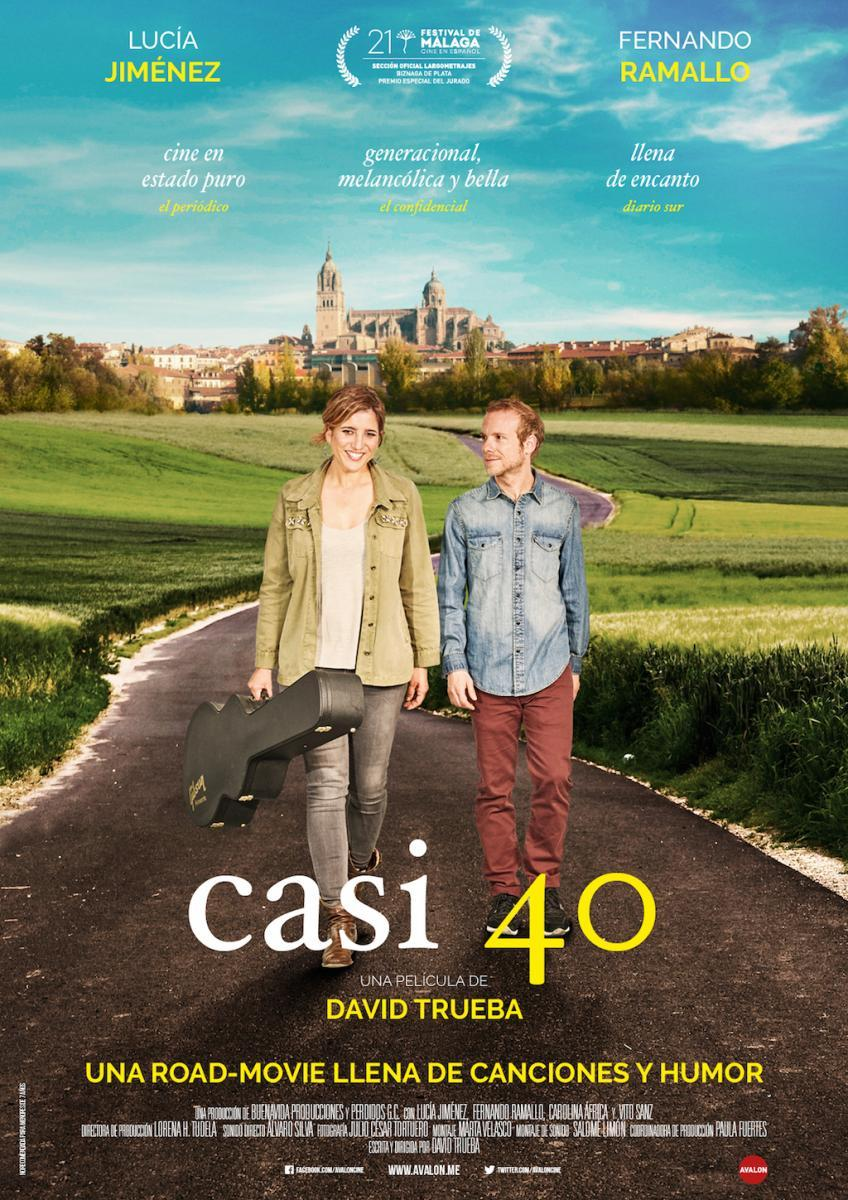 Casi 40 (2018) Full HD Gratis ()
