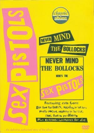 here s the sex pistols