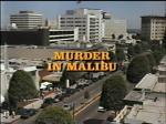 Colombo: Crimen en Malibu (TV)