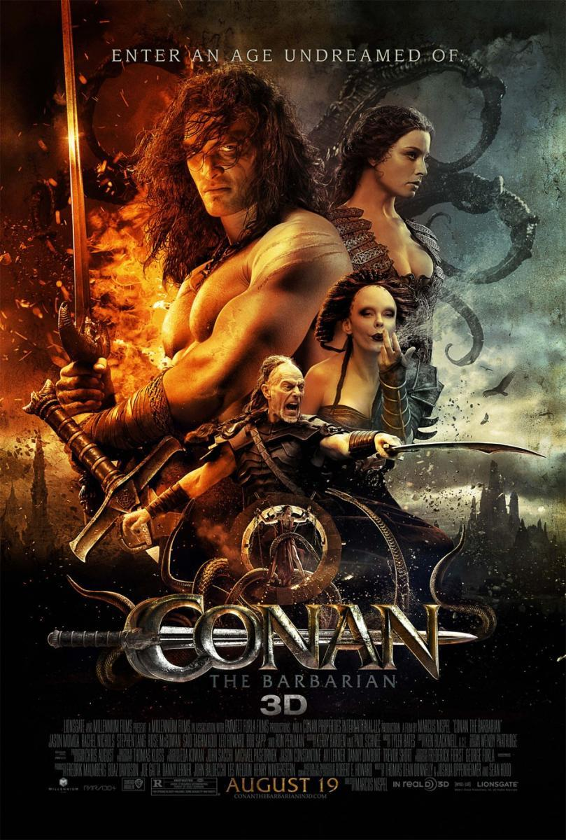 Conan the Barbarian (2011) ()