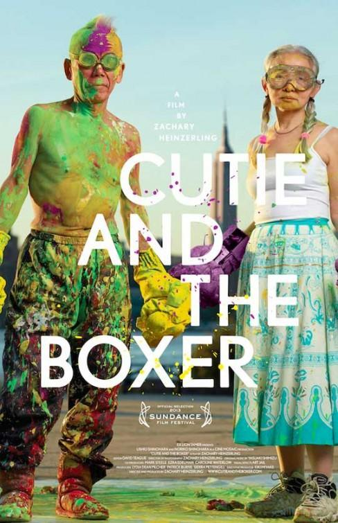 Cutie and the Boxer | 2013 | BRrip | Mega | Uptobox